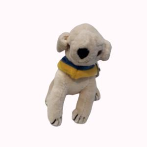 Porte-clés Labrador peluche HANDI'CHIENS